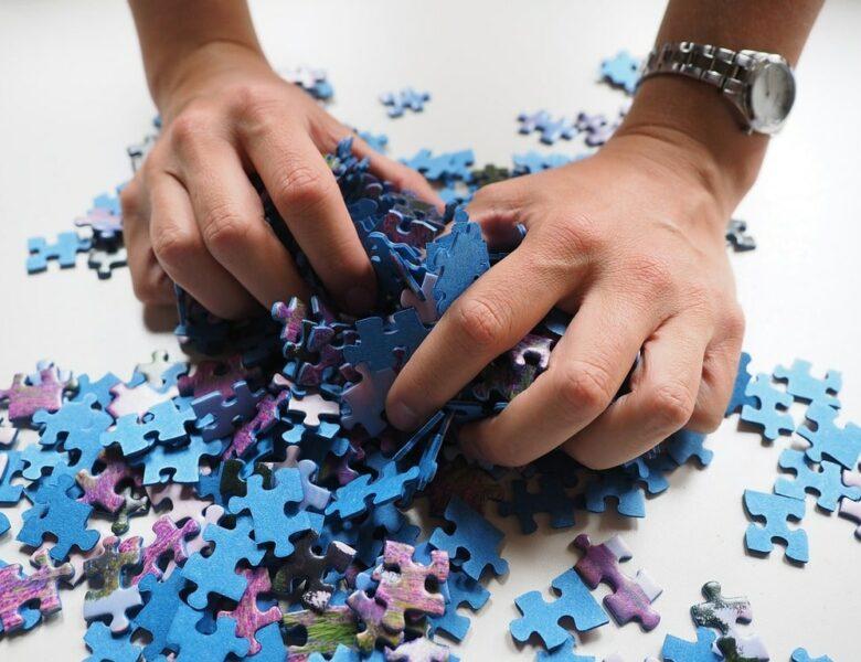 Comment faire un puzzle rapidement ?
